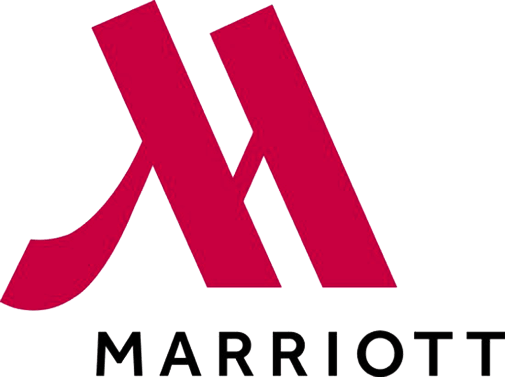 Logo de Marriott.